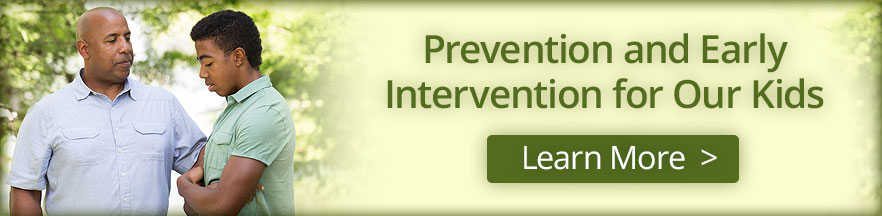 Samaritan Behavioral Health Prevention And Early Intervention In